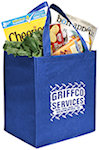 Small Economy Grocery Tote Bags